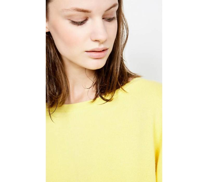Kinibay Sweater Summer Yellow