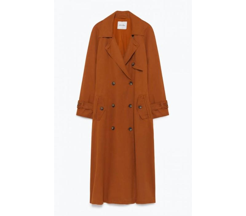 Derinaroad Trenchcoat Vintage Orange