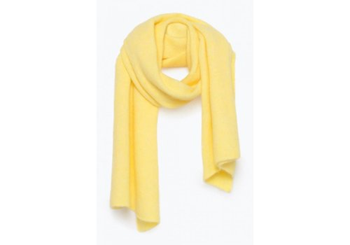 American Vintage Wixtonchurch Scarf Vintage Yellow