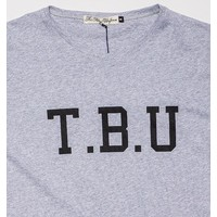 Johnny Tee TBU Grey Melange