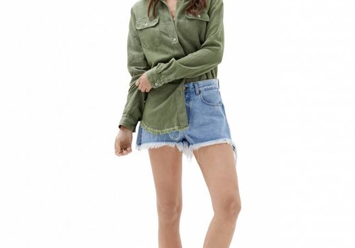 Lois Jeans Sandra Shorts Vignon Summer Eighties Stone