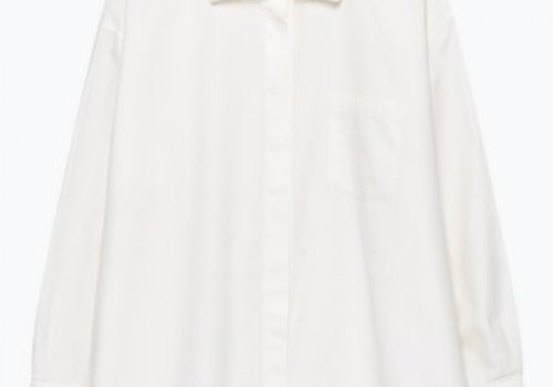 American Vintage Pizabay Shirt Off White