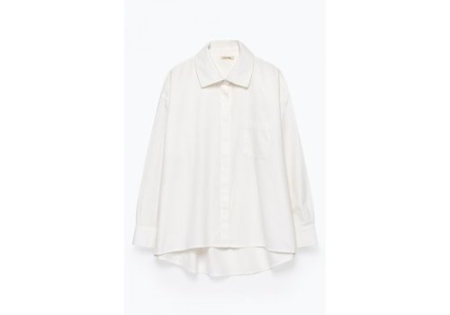 American Vintage Pizabay Shirt Off White
