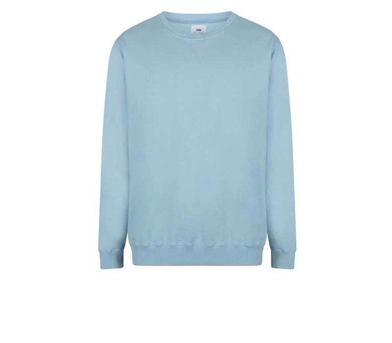 Felpa Sweater Light Blue