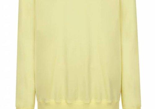 Lois Jeans Felpa Sweater Pastel Yellow