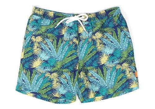 A Field Swim Shorts Palms