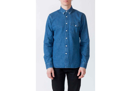 Livid Jeans Kirby Japan Blue Shirt
