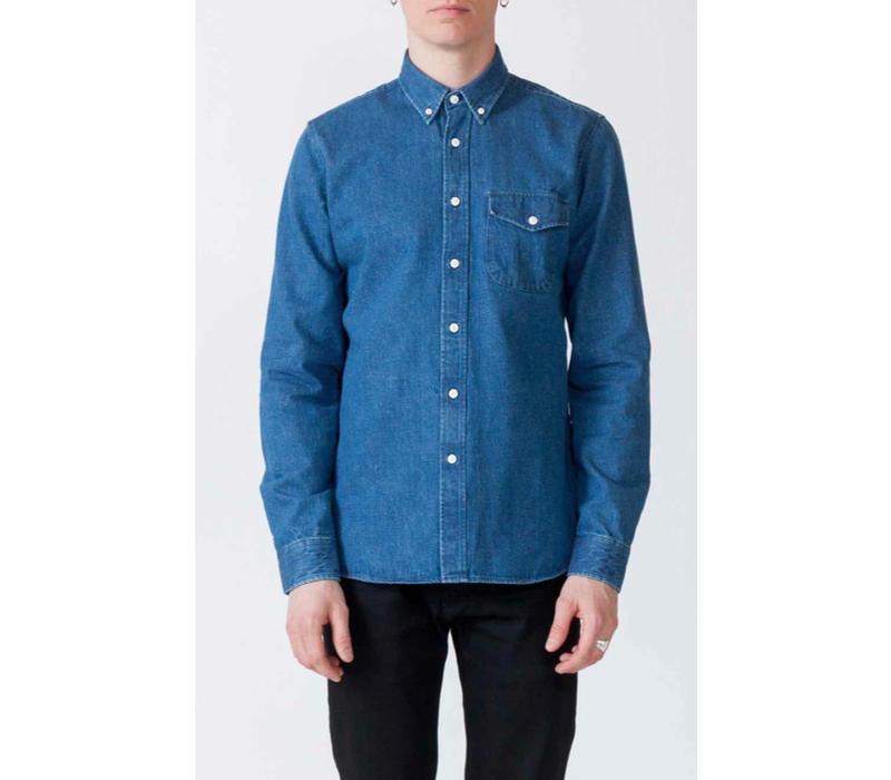 Kirby Japan Blue Shirt