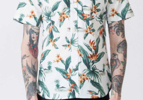 Livid Jeans Anton Japan Seedling White