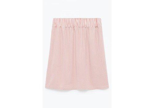 American Vintage Dalida Striped Skirt Rose Pink Sailor