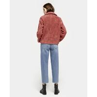 Alira Teddy Jacket Vintage Pink