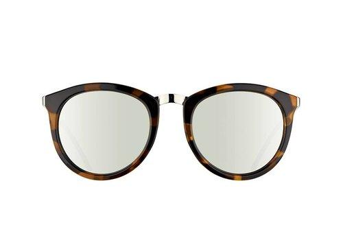 Le Specs No Smirking Leppard Silver Revo Mirror