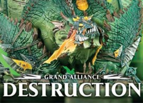 Grand Alliance Destruction