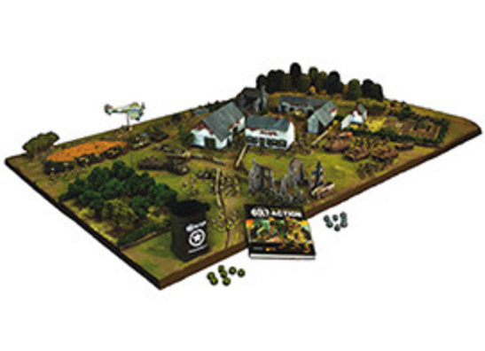 bolt action ww2 historical models figures warlord games