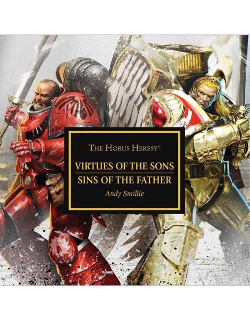 Games Workshop Horus Heresy:  Virtues Of Sons (AUDIOBOOK)