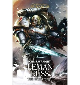 Games Workshop Leman Russ:  The Great Wolf (HB)