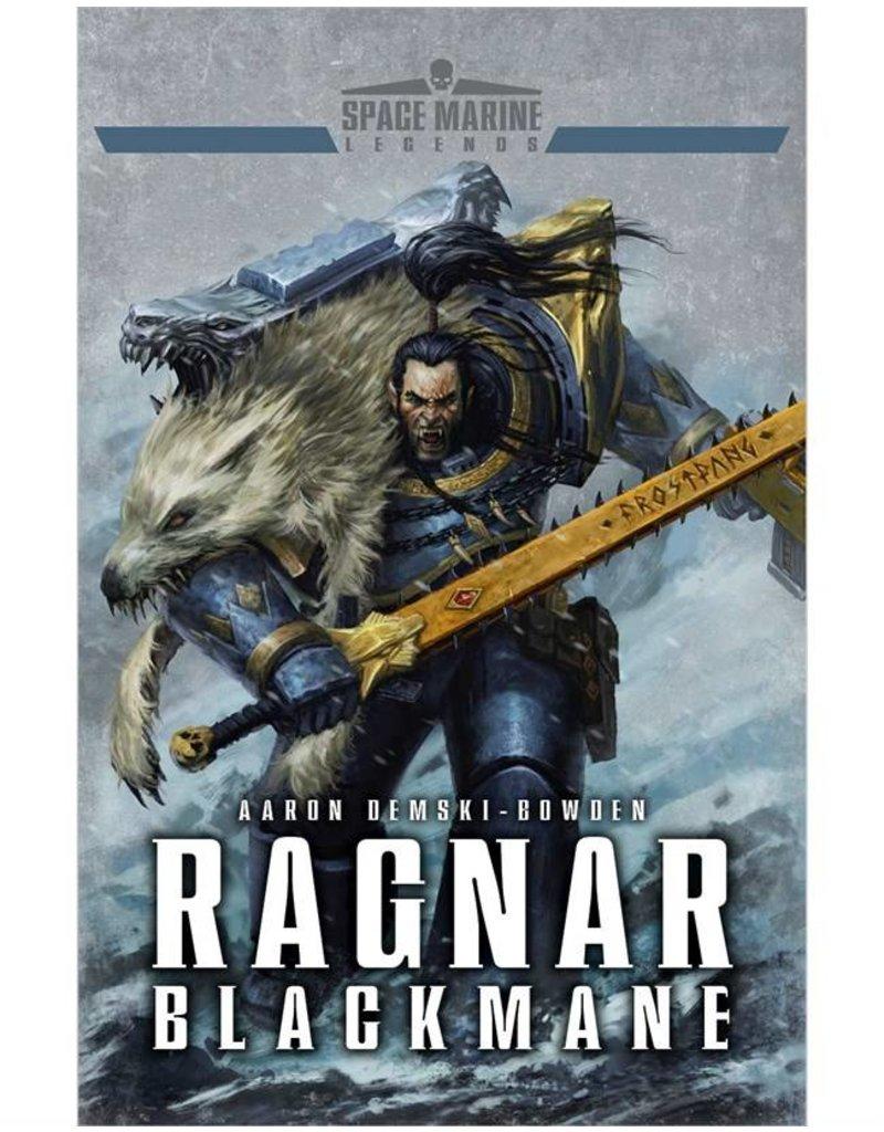 Games Workshop Space Marine Legends:  Ragnar Blackmane (HB)