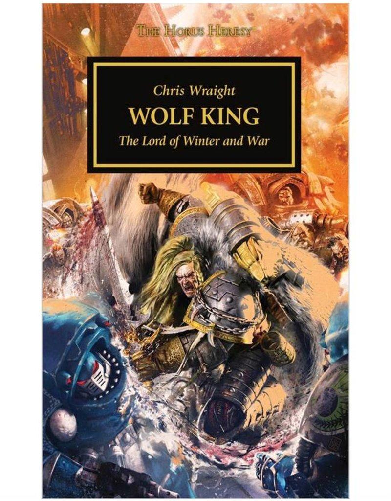 Games Workshop Horus Heresy:  Wolf King (HB)