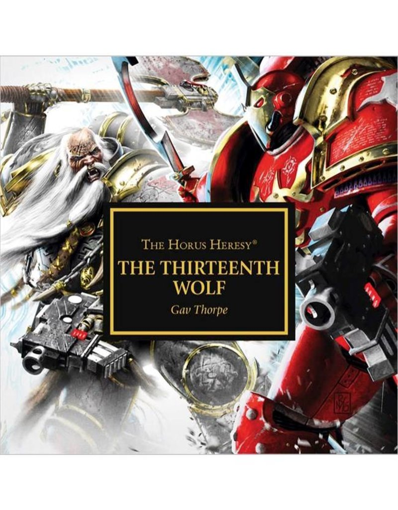 Games Workshop Horus Heresy: The Thirteenth Wolf (AUDIOBOOK)