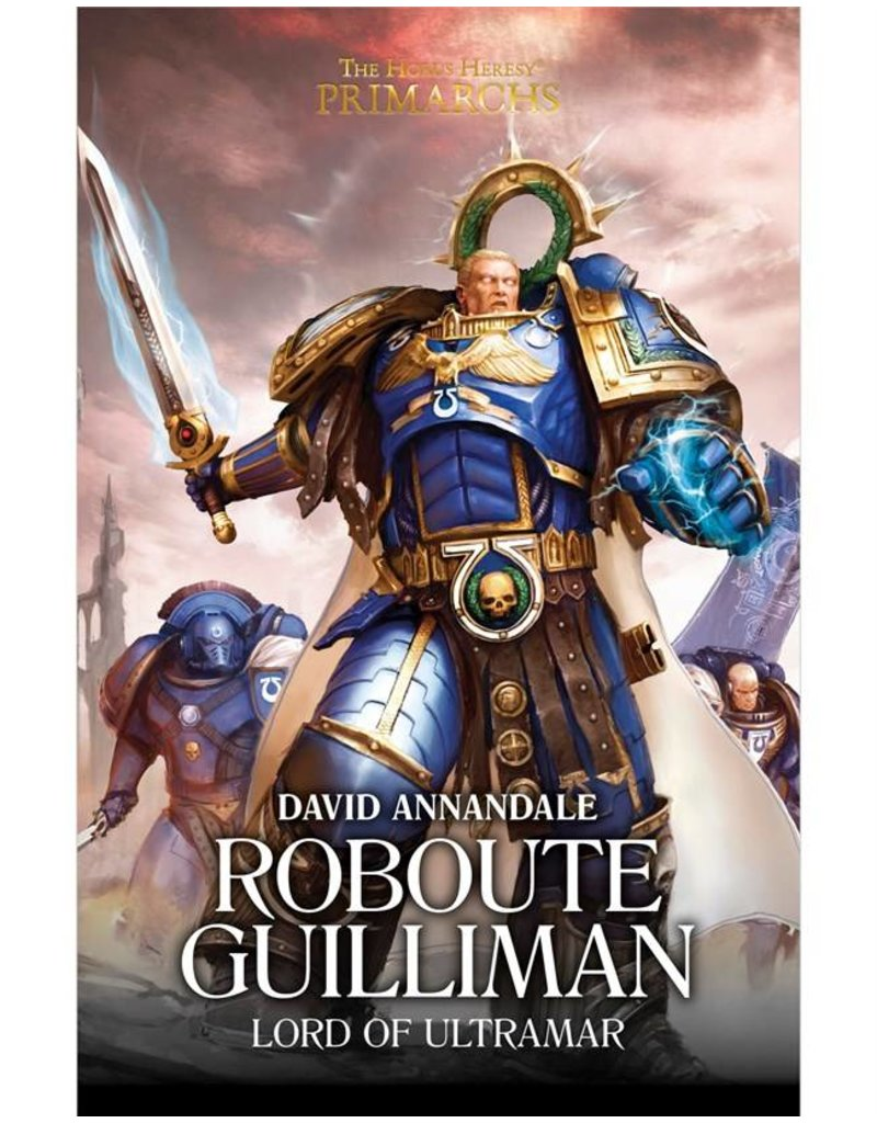 Games Workshop Primarchs:  Roboute Guilliman (HB)