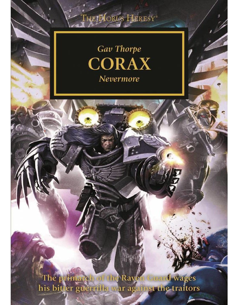Games Workshop Horus Heresy:  Corax (HB)