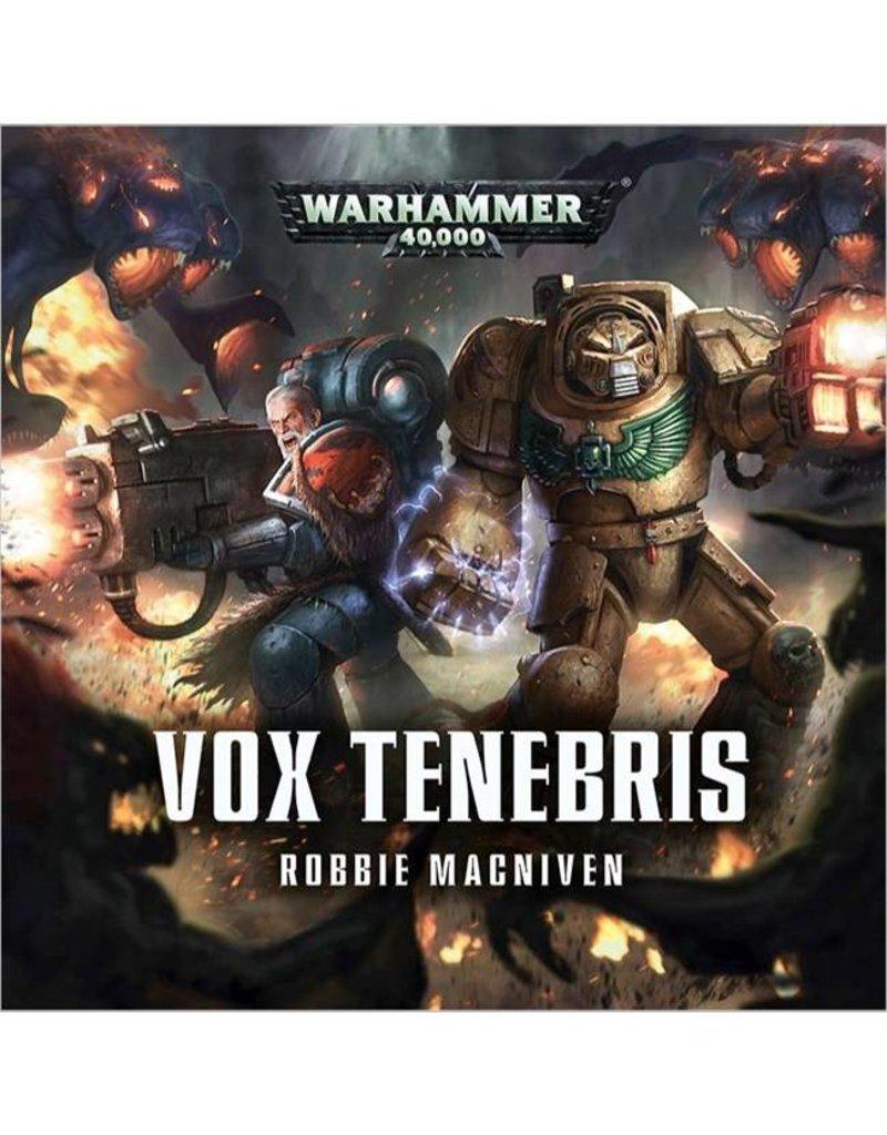 Games Workshop Warhammer 40k: Vox Tenebris (AUDIOBOOK)