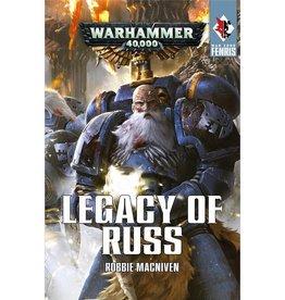 Games Workshop Legacy Of Russ (HB)