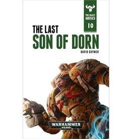 Games Workshop Last Son Of Dorn (HB)