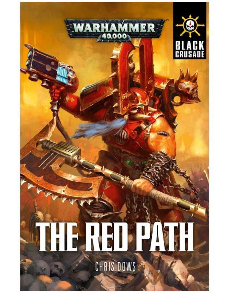Games Workshop Warhammer 40k: The Red Path (HB)