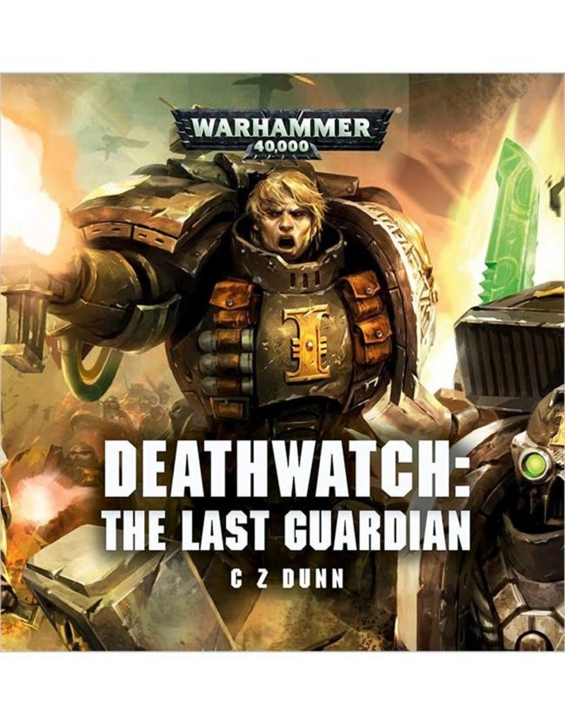 Games Workshop Deathwatch:  The Last Guardian (AUDIOBOOK)