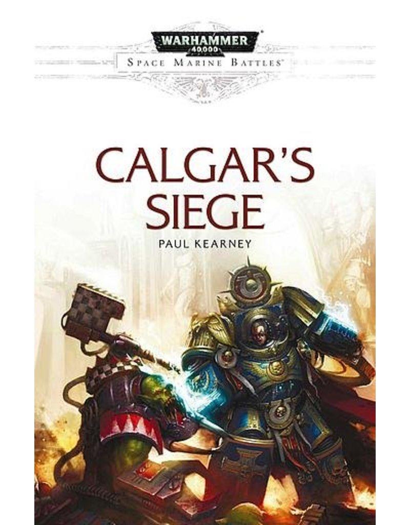 Games Workshop Space Marine Battles:  Calgar's Siege (HB)