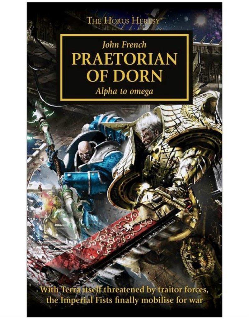 Games Workshop The Horus Heresy:  Praetorian Of Dorn (HB)