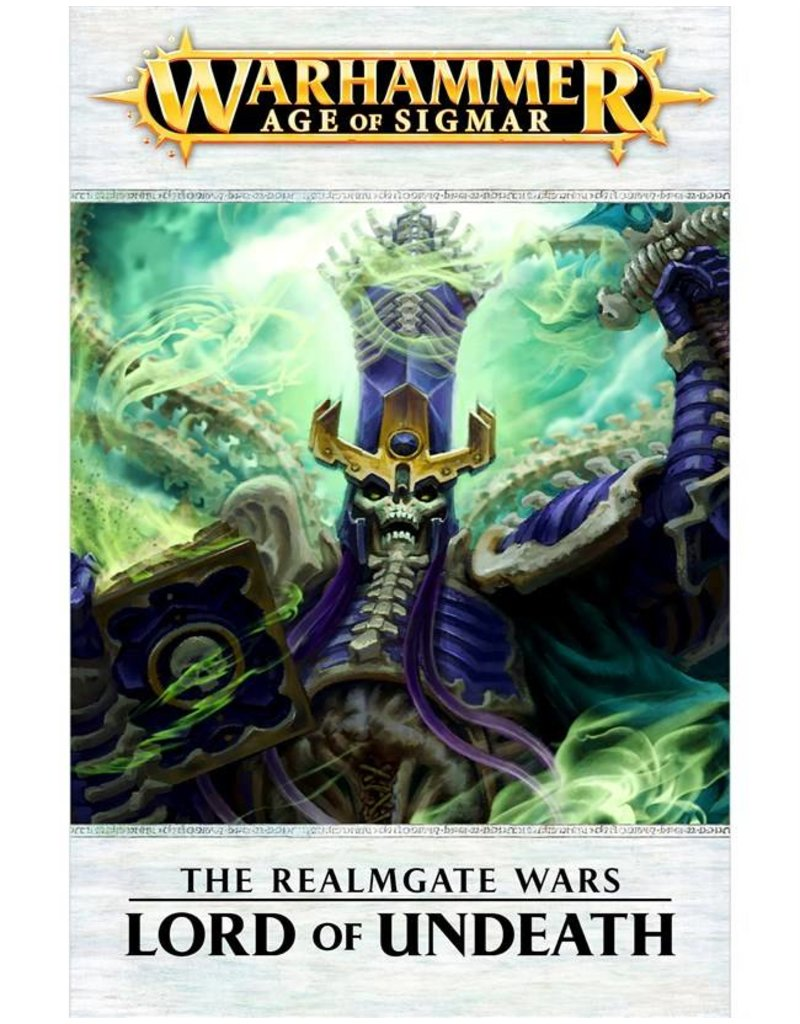 Games Workshop Realmgate Wars 10:  Lord Of Undeath (HB)