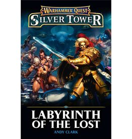 Games Workshop WH Quest:  Labyrinth Of The Lost (HB)