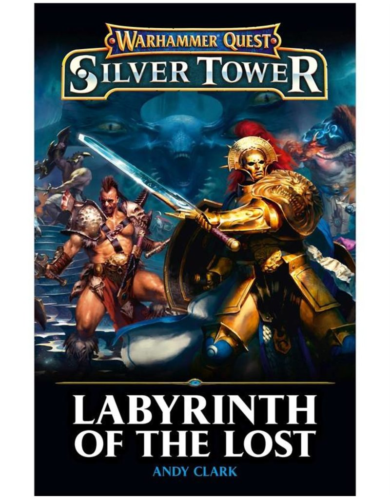 Games Workshop Warhammer Quest:  Labyrinth Of The Lost (HB)