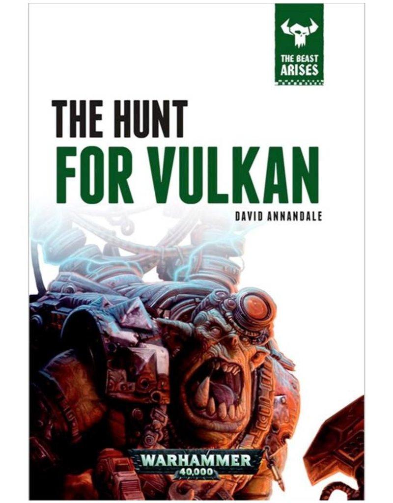 Games Workshop The Beast Arises 7:  Hunt For Vulkan (HB)