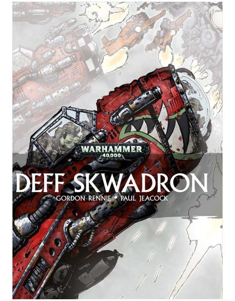 Games Workshop Warhammer 40k: Deff Skwadron (GRAPHIC Novel)