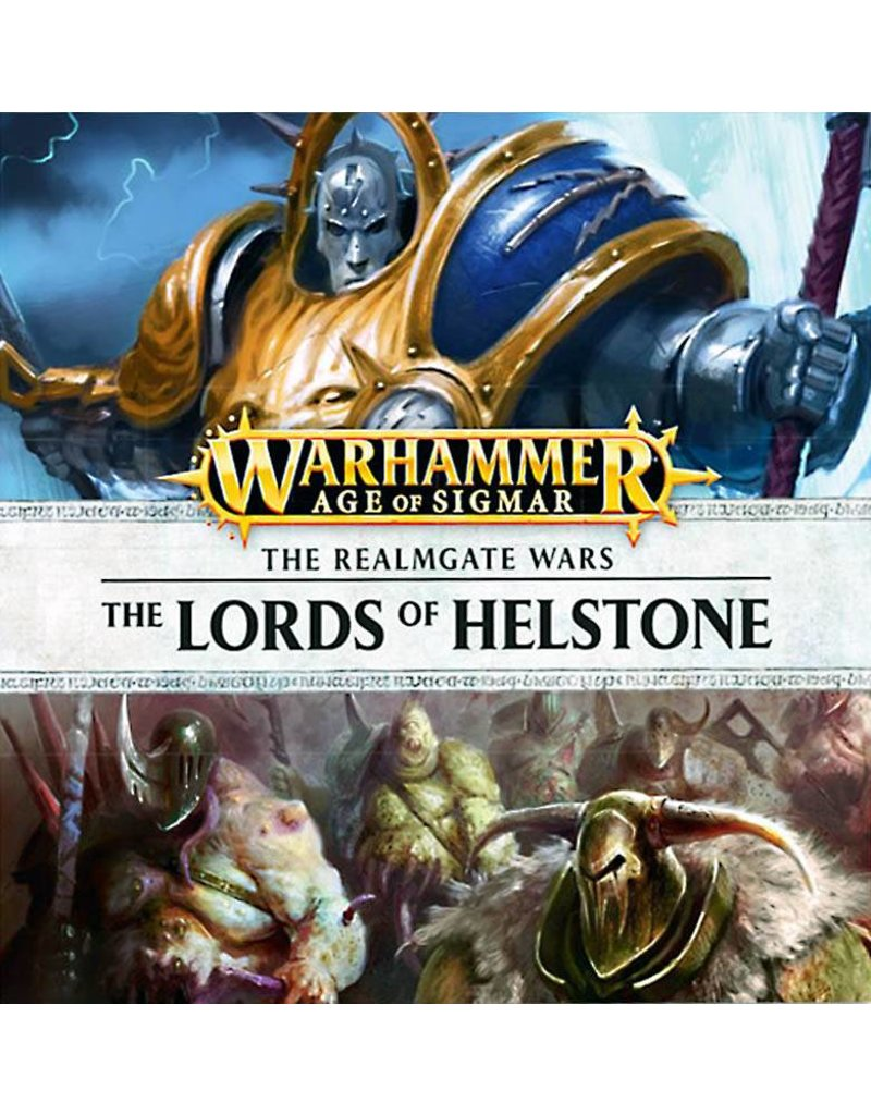 Games Workshop Realmgate Wars:  Lords Of Helstone (AUDIOBOOK)