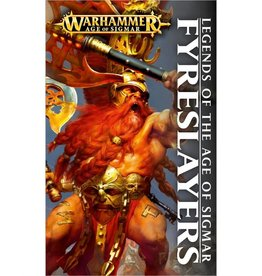 Games Workshop AoS:  Fyreslayers (HB)