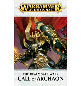 Games Workshop Call Of Archaon (HB)