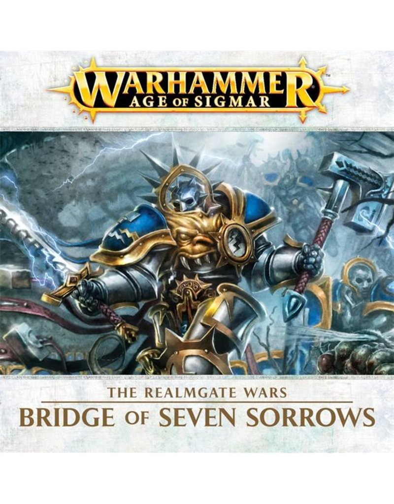Games Workshop Realmgate Wars:  The Bridge Of Seven Sorrows (AUDIOBOOK)