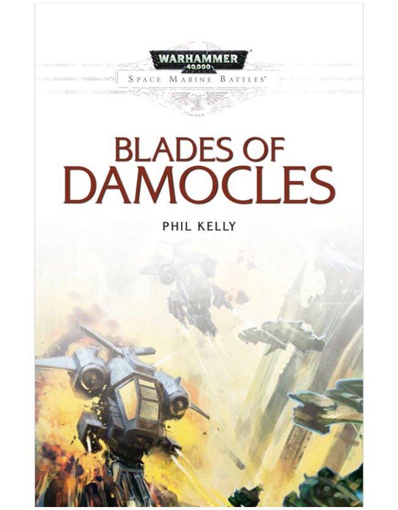 Games Workshop Space Marine Battles:  Blades Of Damocles (HB)