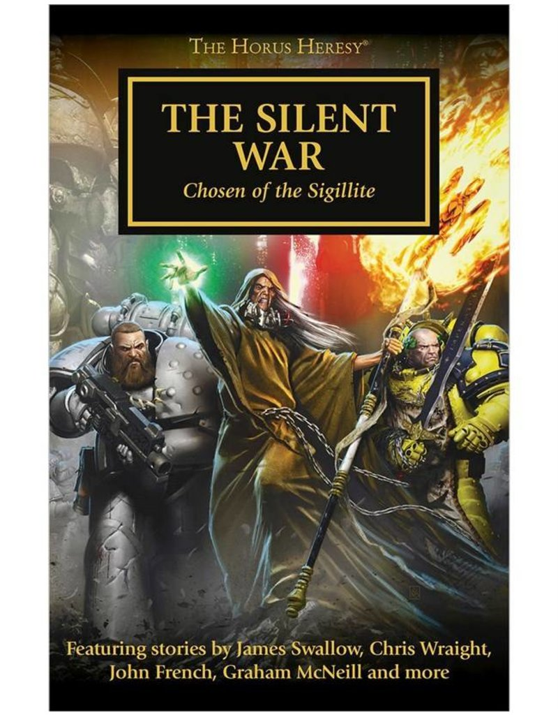 Games Workshop Horus Heresy:  The Silent War (HB)
