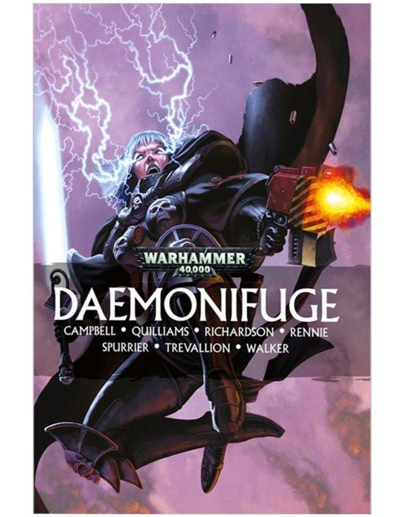 Games Workshop Warhammer 40k: Daemonifuge (HB) (GRAPHIC Novel)
