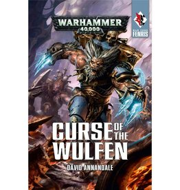 Games Workshop Curse Of The Wulfen (HB)