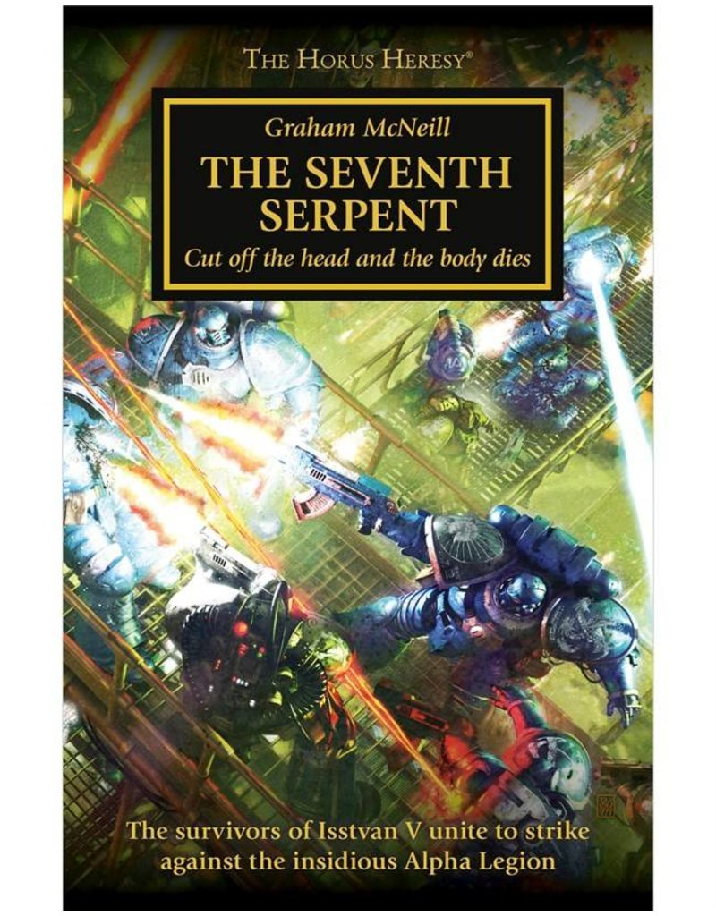 Games Workshop The Horus Heresy:  The Seventh Serpent (HB)