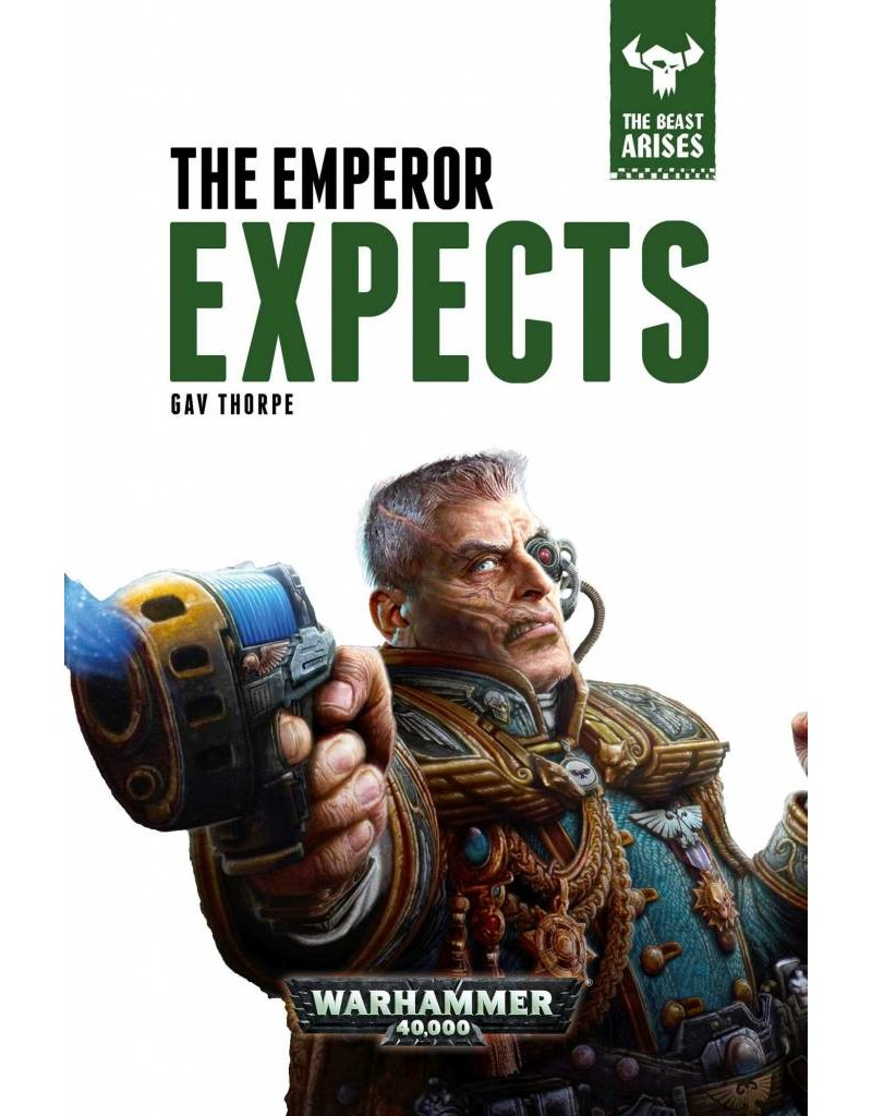 Games Workshop The Beast Arises 3:  The Emperor Expects (HB)