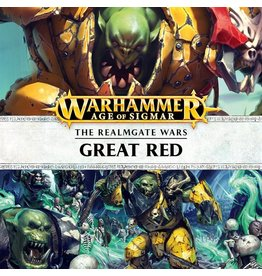 Games Workshop The Great Red (AUDIO)