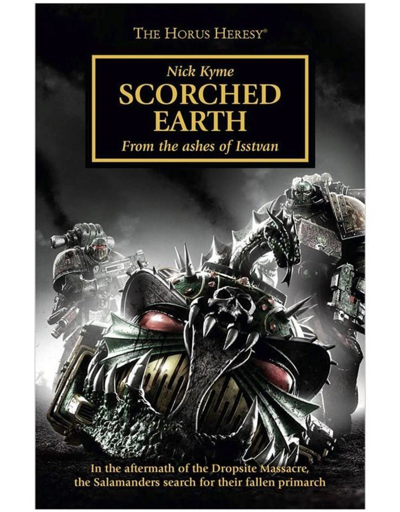 Games Workshop Horus Heresy:  Scorched Earth (HB)