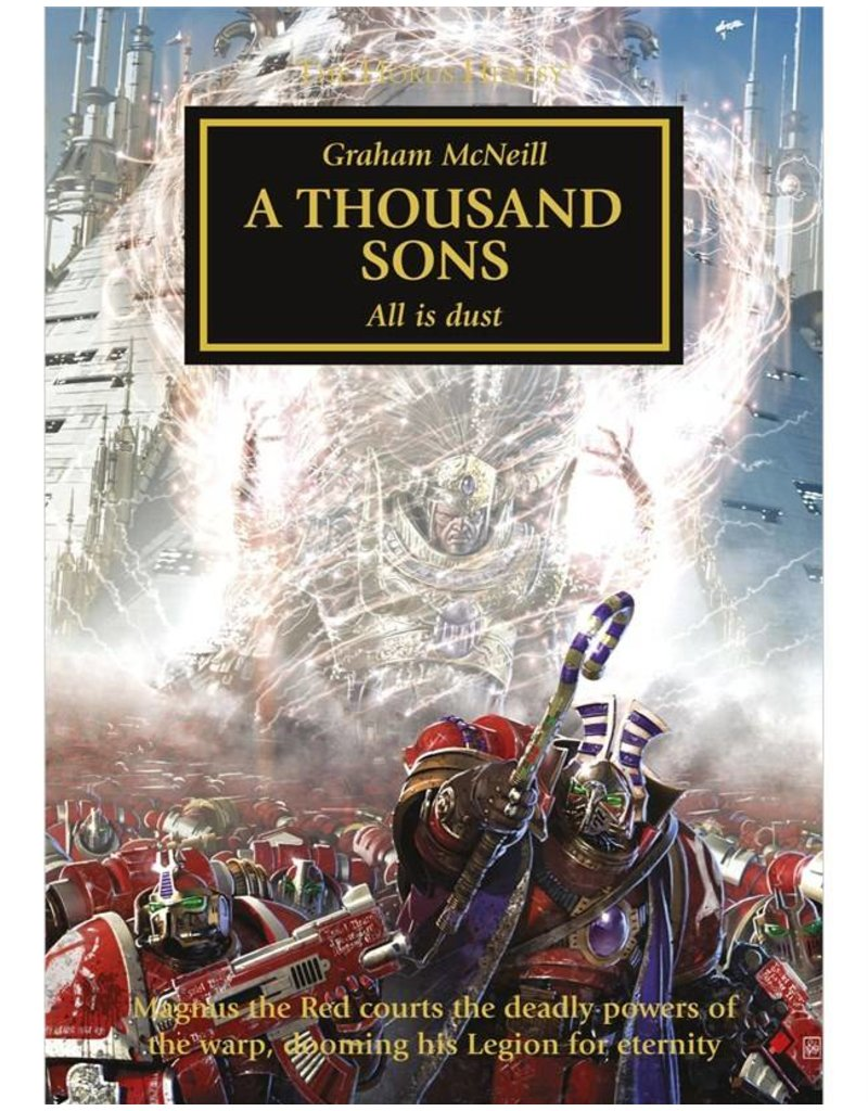Games Workshop Horus Heresy:  A Thousand Sons (HB)